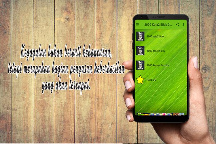 3000 Kata2 Bijak P Lucu Gombal Apk 10 Download For Android