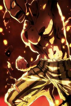 Saitama Wallpaper screenshot 4