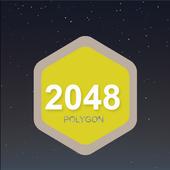 2048 Polygon icon