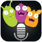 Funny Voice Changer & Recorder icon