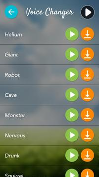 Funny Voice Changer & Recorder screenshot 1