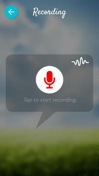 Funny Voice Changer & Recorder apk screenshot