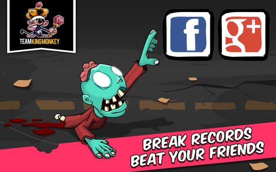 Zombie Road Rampage apk screenshot