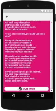 The Best Music & Lyrics Alta Consigna captura de pantalla 10