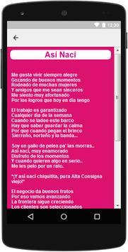 The Best Music & Lyrics Alta Consigna captura de pantalla 3