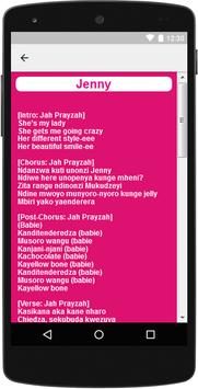 The Best Music & Lyrics Jah Prayzah apk screenshot