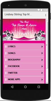 The Best Music & Lyrics Lindsey Stirling screenshot 19