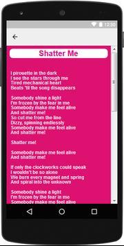 The Best Music & Lyrics Lindsey Stirling screenshot 3