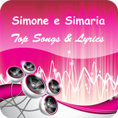 The Best Music & Lyrics Simone e Simaria icon