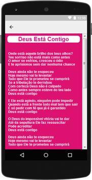 The Best Music & Lyrics Rose Nascimento apk screenshot