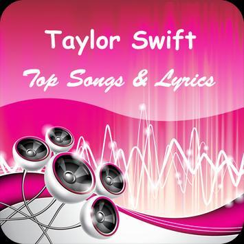 The Best Music & Lyrics Taylor Swift poster