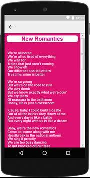 The Best Music & Lyrics Taylor Swift screenshot 9