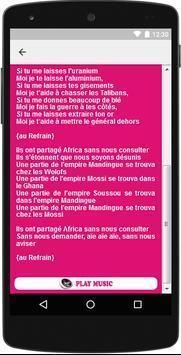 The Best Music & Lyrics Tiken Jah Fakoly screenshot 16