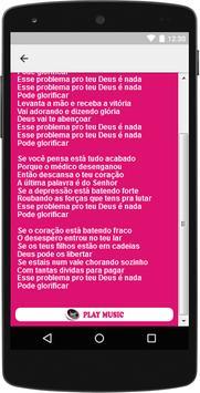 The Best Music & Lyrics Vanilda Bordieri screenshot 4