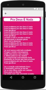 The Best Music & Lyrics Vanilda Bordieri screenshot 15