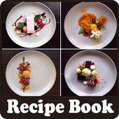 Recipe Book in Hindi icon