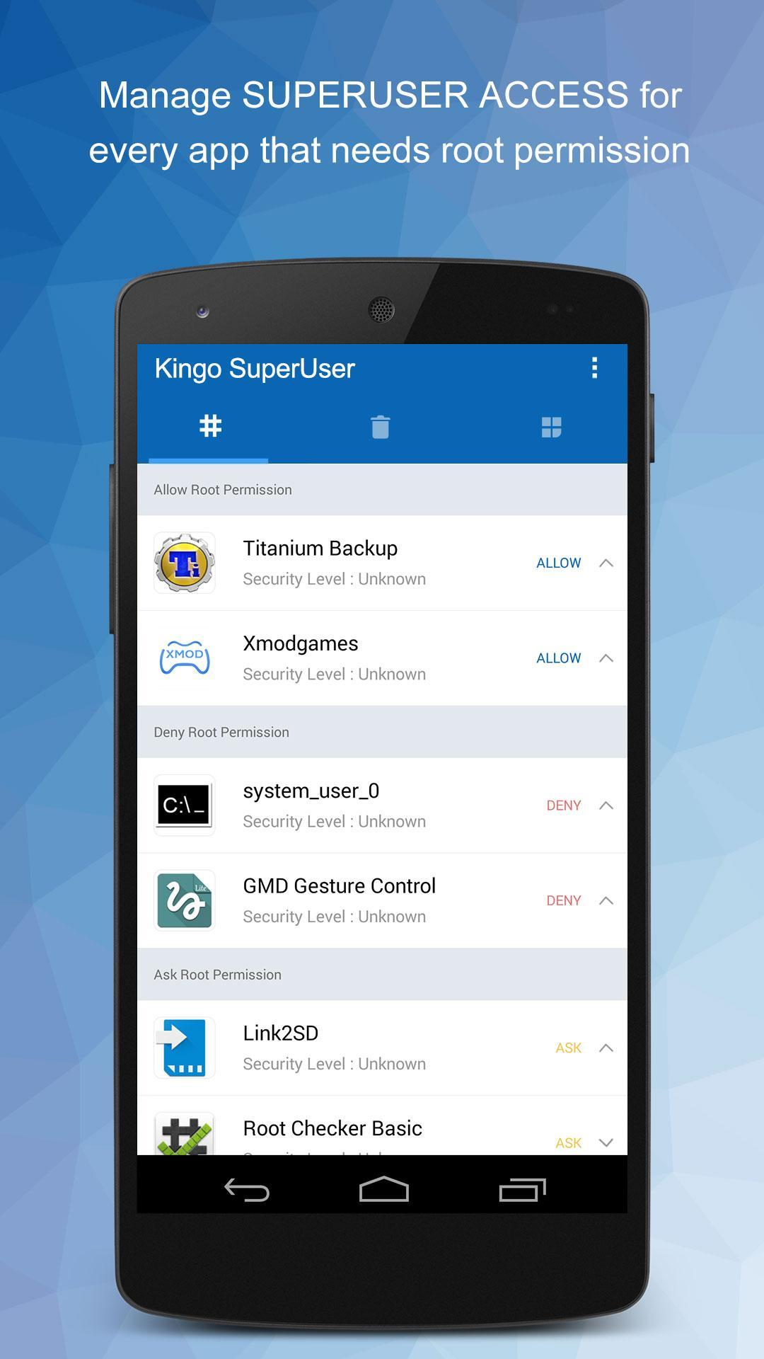Kingo superuser apkpure