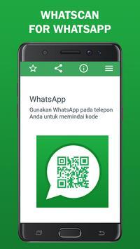 WhatScan For WhatsWeb 2018 screenshot 2