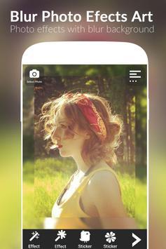 Blur Photo Effects Art screenshot 10