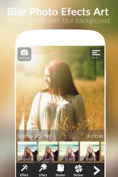 Blur Photo Effects Art screenshot 1