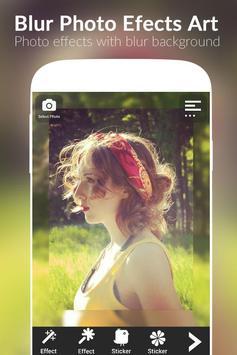 Blur Photo Effects Art screenshot 2