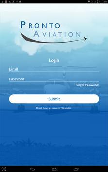 Pronto Aviation apk screenshot