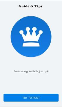 Guide Kingroot 2017 Pro apk screenshot