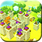 Kingdoms and Castles Siege icon
