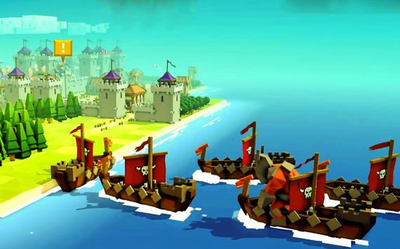 Kingdoms and Castles Siege poster