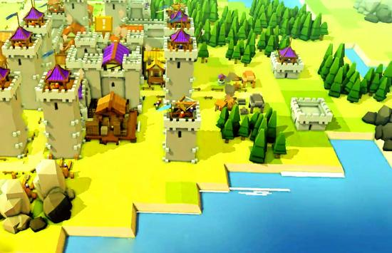Kingdoms and Castles Siege apk screenshot