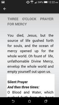 Divine Mercy apk screenshot
