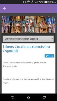 Free Catholic Books apk screenshot