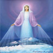 The Rosary icon