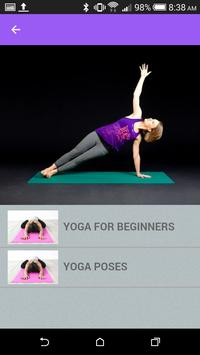 Pocket Yoga screenshot 1