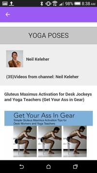 Pocket Yoga screenshot 3