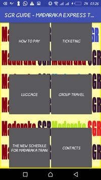 SGR GUIDE - MADARAKA EXPRESS TRAIN for Android - APK Download