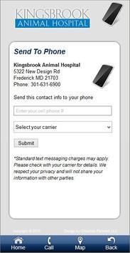 Kingsbrook Animal Hospital screenshot 1