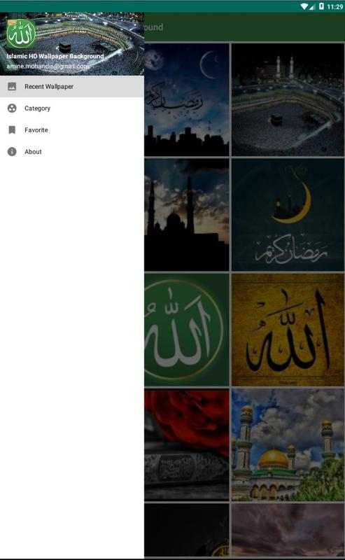 Islamic HD Wallpaper To Muslim Apk