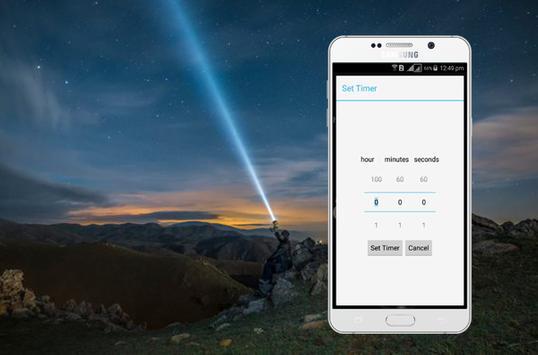 Master Flash Light-LED Torch & Galaxy Flash Light screenshot 5