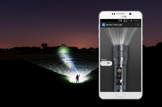 Master Flash Light-LED Torch & Galaxy Flash Light screenshot 11