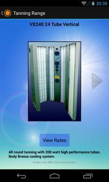 SafetanSunbeds apk screenshot
