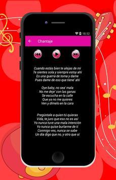 Shakira - Chantaje screenshot 2
