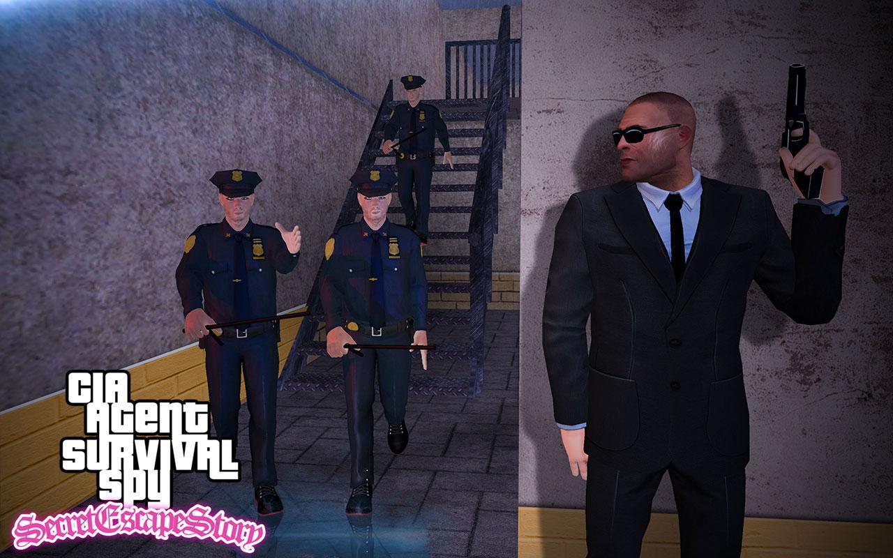 CIA Agent Survival : Spy Secret Escape Story for Android
