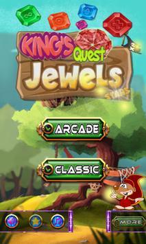 King's Quest Jewels Stars poster