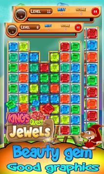 King's Quest Jewels Stars screenshot 1