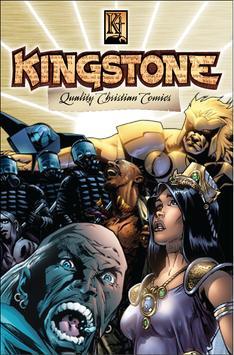 Kingstone Comics poster