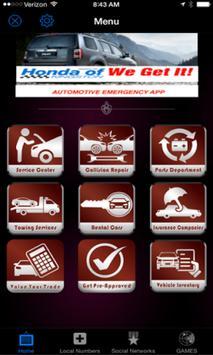 KingstonHonda poster