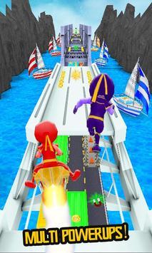 Subway Racing Ranger 2018 City Runner screenshot 13