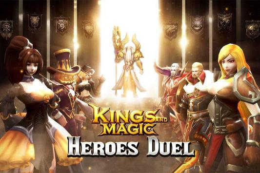 Kings and Magic: Heroes Duel poster