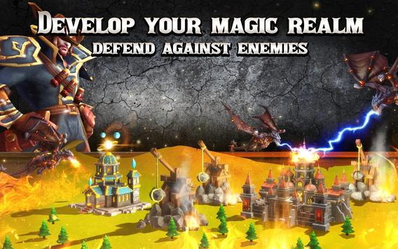 Kings and Magic: Heroes Duel apk screenshot